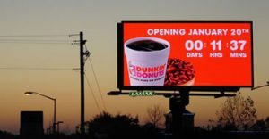 Outdoor Electronic Billboard